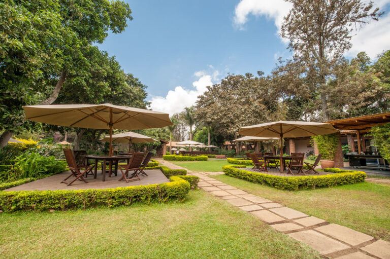 Gartenkaffee Arusha Coffee Lodge