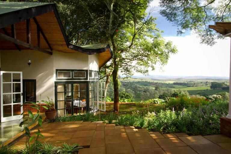Tansania Safari Gibbs Farm Ngorongoro Krater