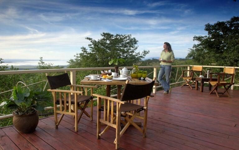 Camps & Lodges im Lake Manyara Nationalpark: Kirurumu Manyara Lodge