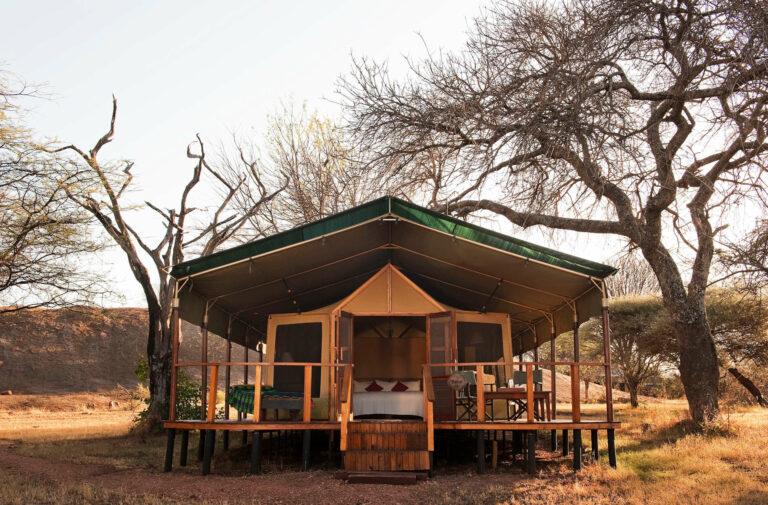 Camps & Lodges in der Serengeti: Kusini Camp