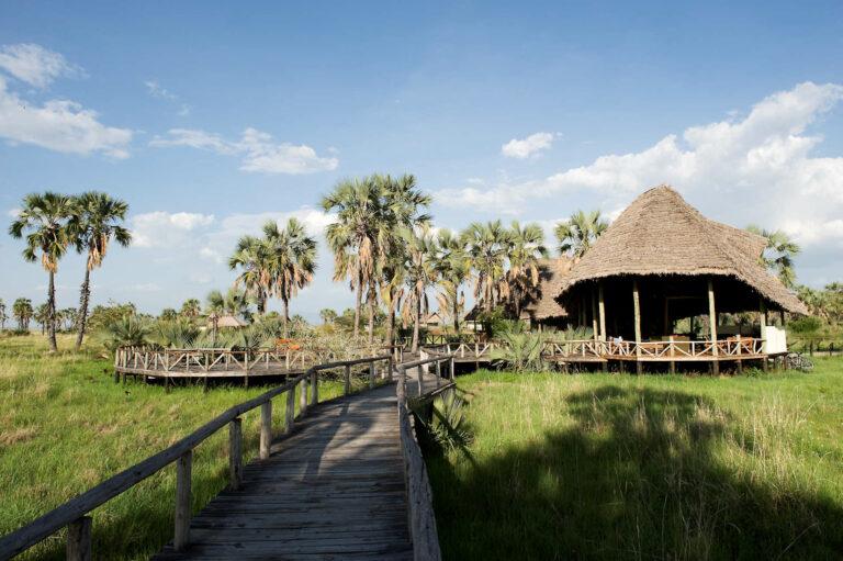 Camps & Lodges im Lake Manyara Nationalpark: Maramboi Tented Camp