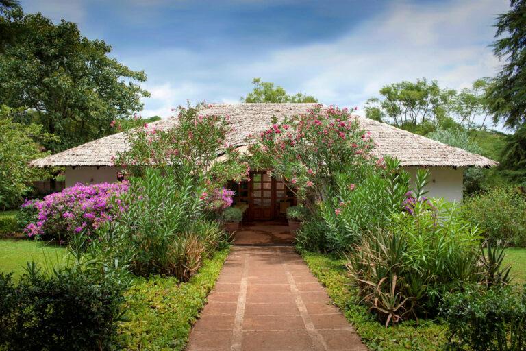 Camps & Lodges am Ngorongoro Krater: Plantation Lodge