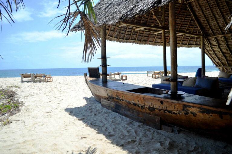 Camps & Lodges an der Küste Indischer Ozean: Ras Kutani