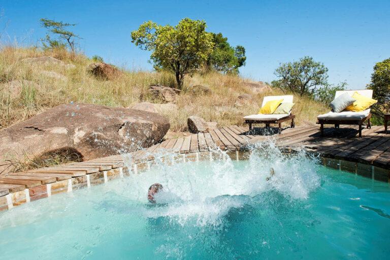 Camps & Lodges in der Serengeti: Lamai Private Camp