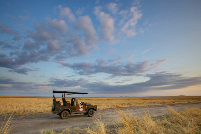 Safari in Katavi- Katavi Wildlife Camp -