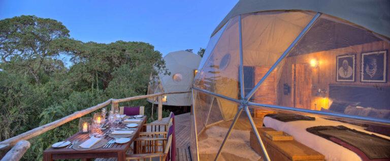 Camps & Lodges am Ngorongoro Krater: Ngorongoro Highlands Camp