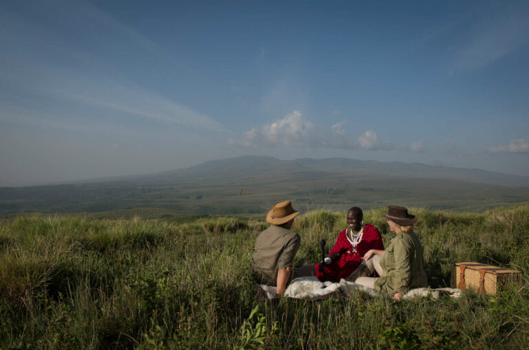 Tansania Safaris Ngorongoro Highland