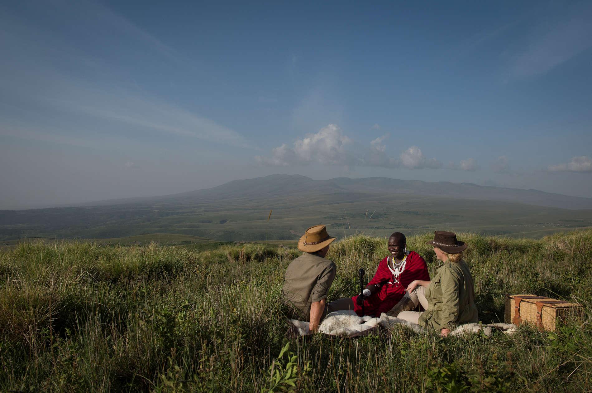 Große Nord-West-Tansania Safari