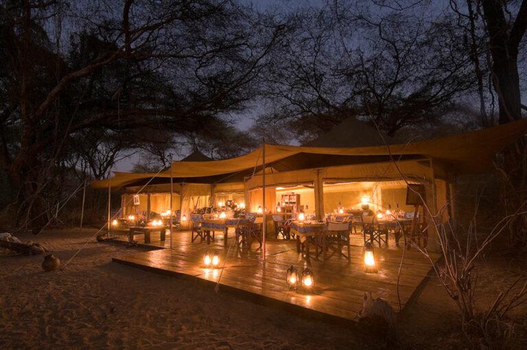 Camps & Lodges im Katavi Nationalpark: Palahala Lodge
