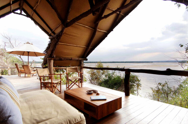 Camps & Lodges in der Selous Game Reserve: Sand Rivers Selous