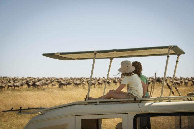 Tansania Safaris und Reisen - Familiensafaris