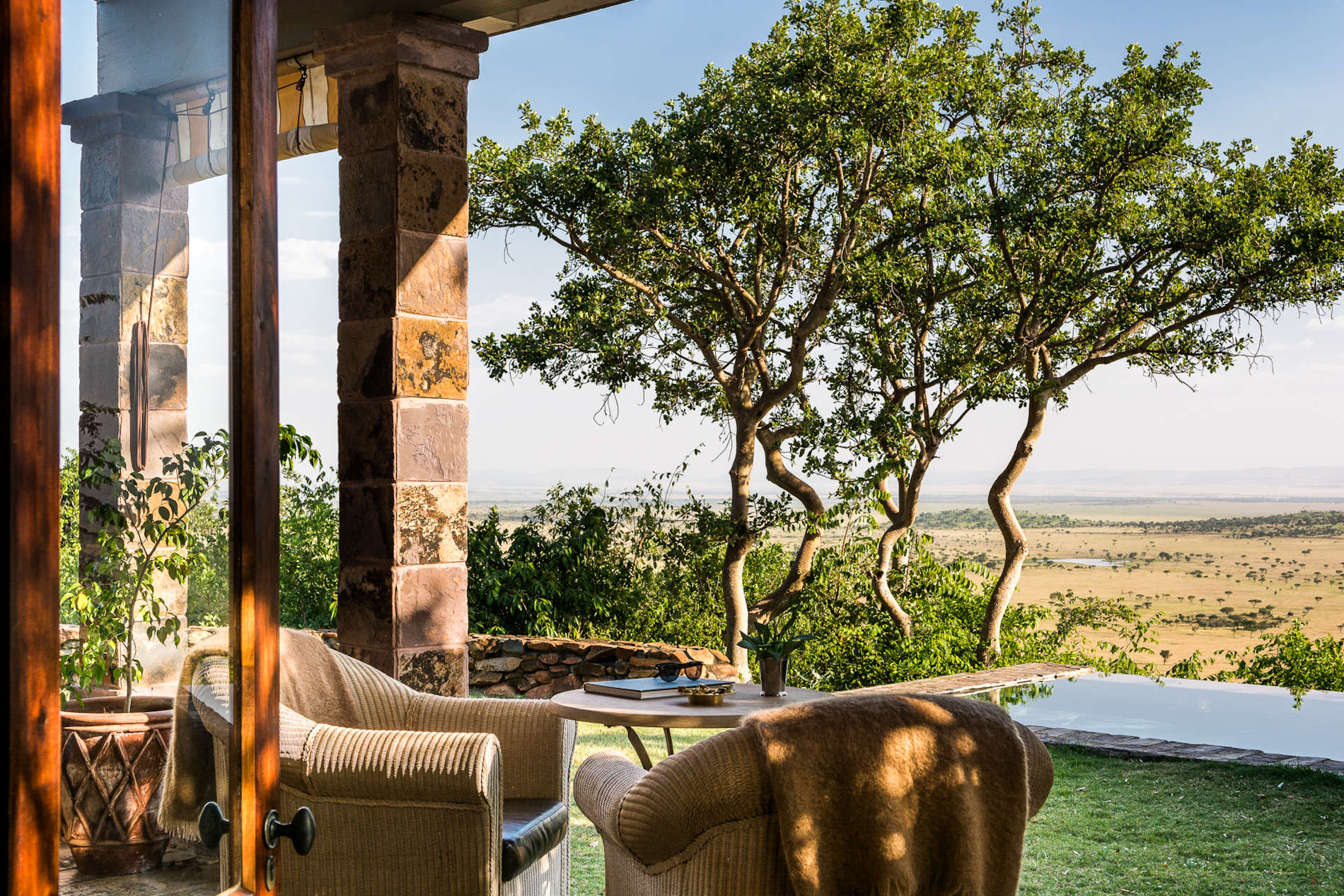 Singita Sasakwa Hill Lodge - Serengeti