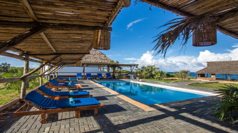 Camps & Lodges an der Küste Indischer Ozean: Villa Nyangumi