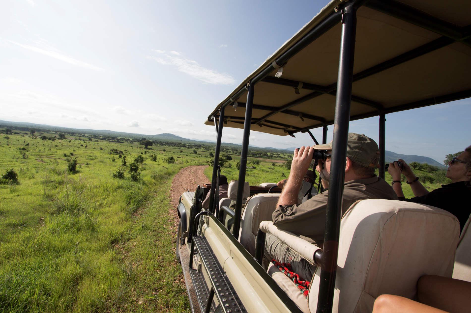 kwihala-camp ruaha tansania