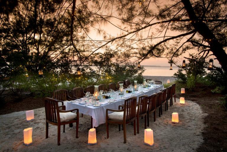 Mnemba Island Lodge
