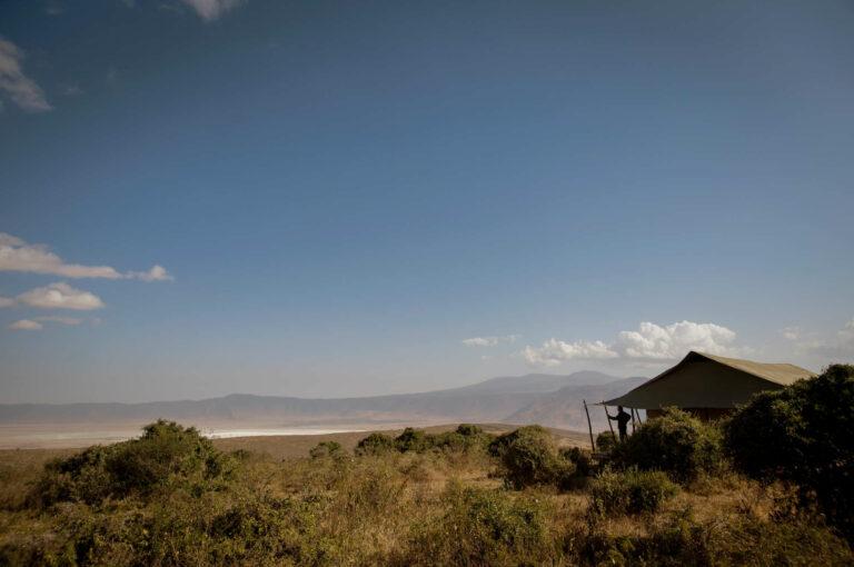 Safari: 8 Tage Individuelle Allrad und Flugsafari