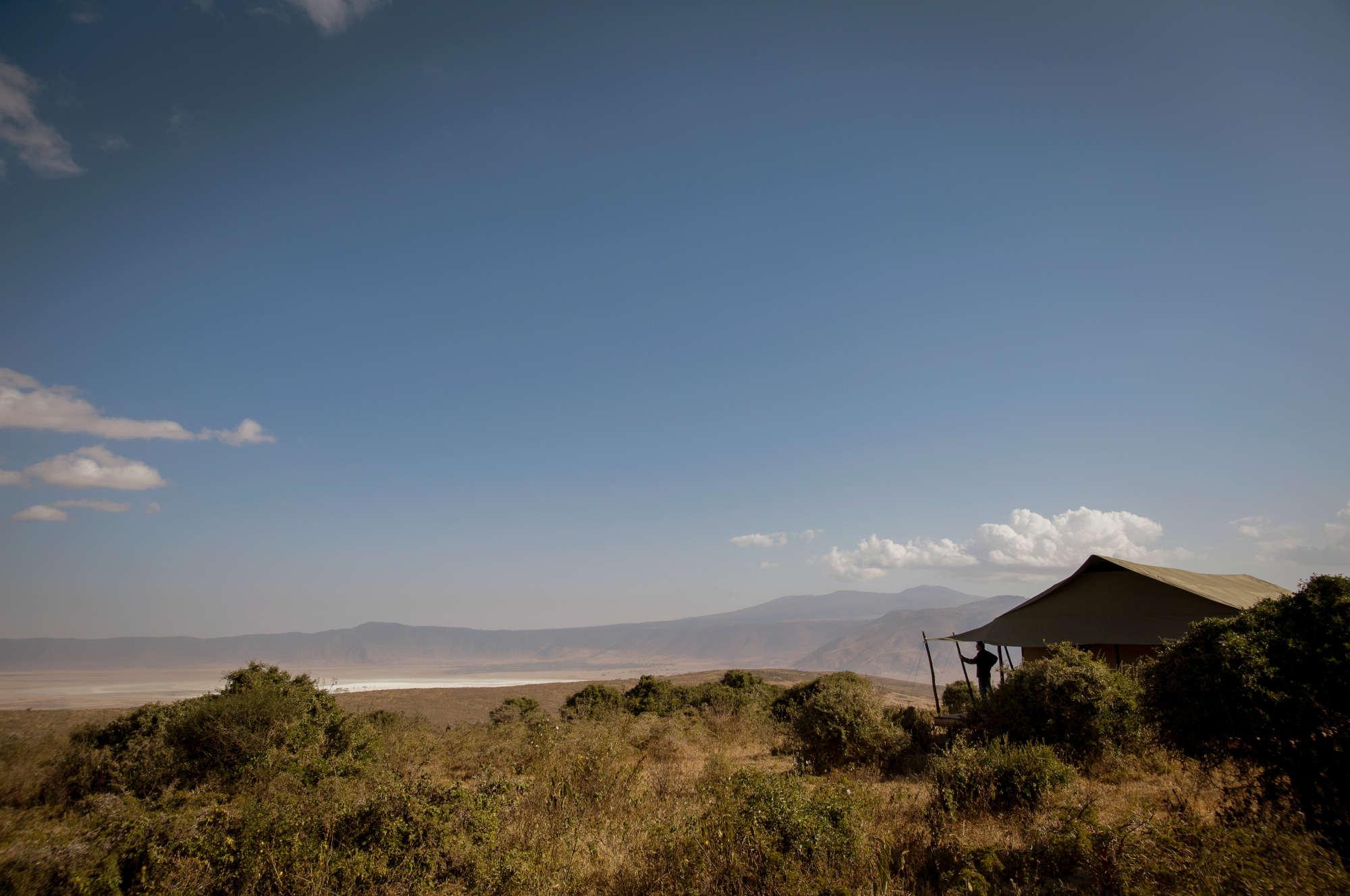 Reisen und Safaris Ngorongoro Tansania