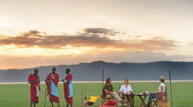 12 Tage Nordtansania und Selous Safari