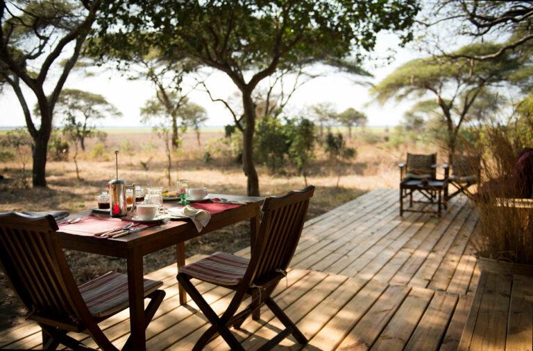 Safari: 12 Tage Big Game Safari Flugsafari