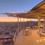 Jabali Dining Area Jabali Ridge Lodge Ruaha Tanzania © Asilia Africa