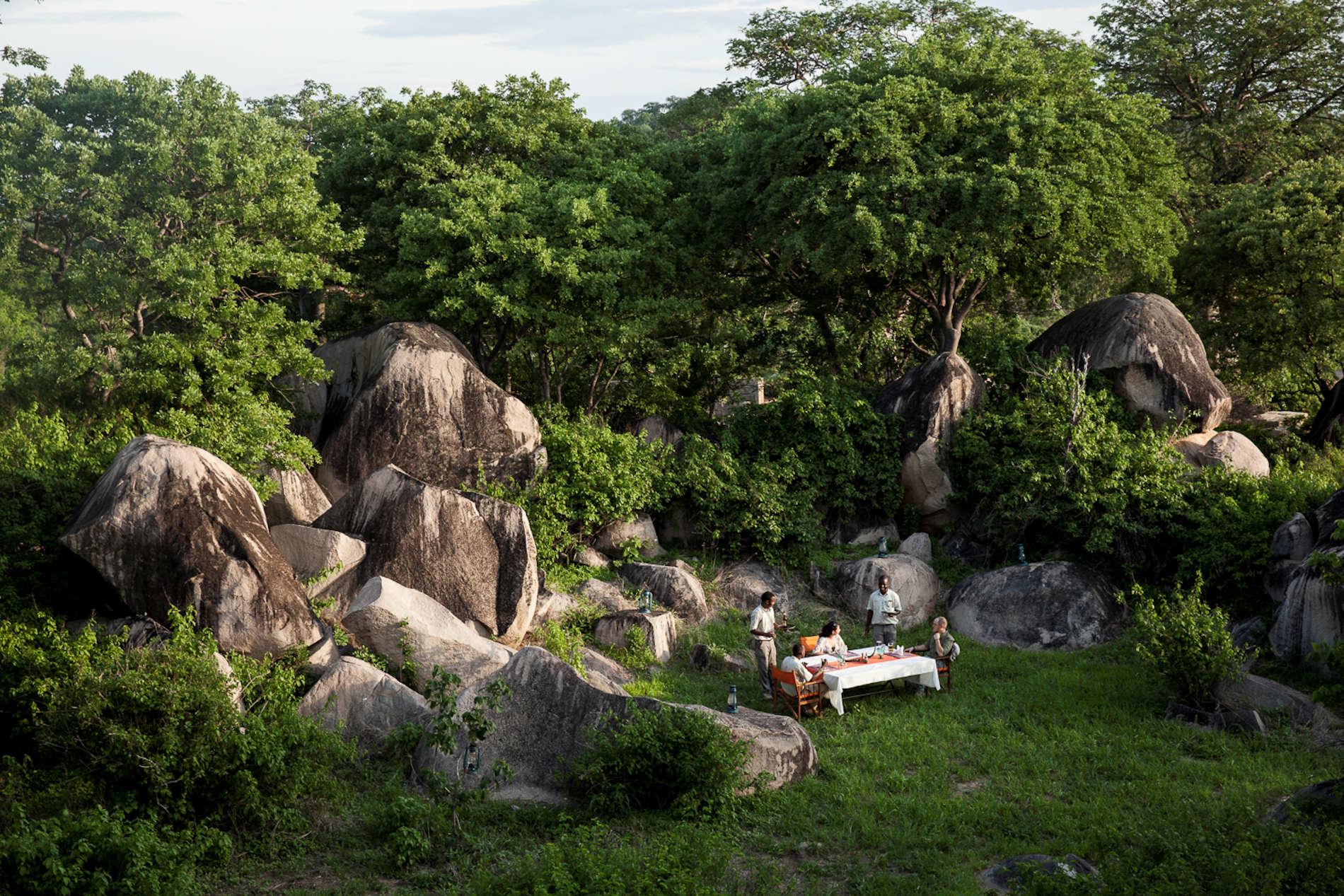 Jabali Ridge Ruaha Tanzania copyright Ken Kochey
