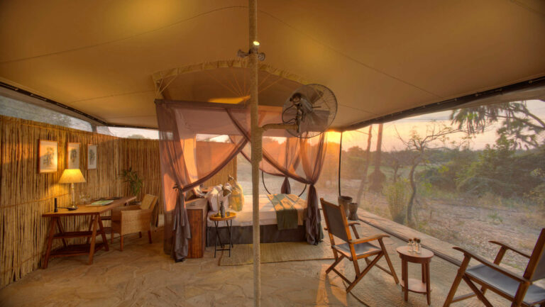 Camps & Lodges in der Selous Game Reserve: Roho ya Selous